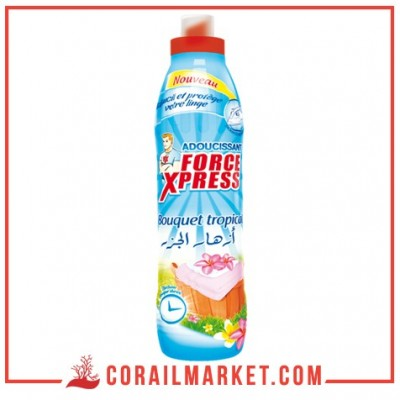 Adoucissant Force Express 1l tropical
