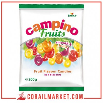 Bonbon Campino Fruit Flavour Candies (200 g)