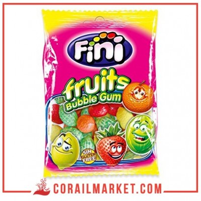 Fini Fruits Bubble Gum 100G