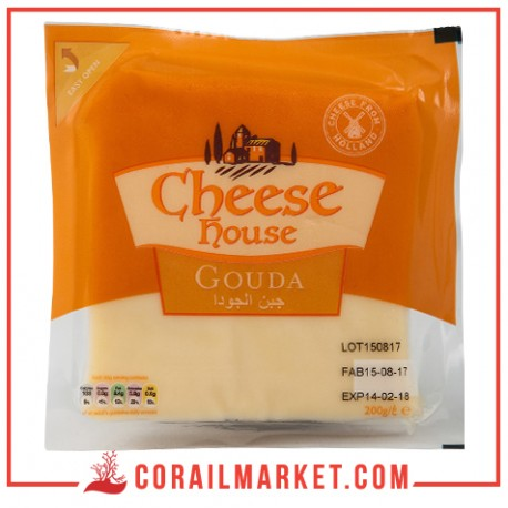 Fromage gouda chees house 200 g