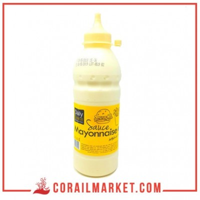 sauce mayonnaise daily 500 g