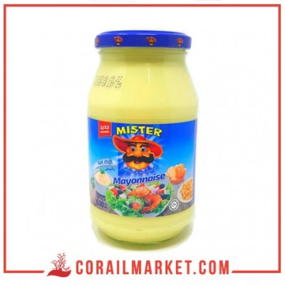 mayonnaise mister 530 ml