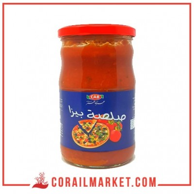 sauce pizza cab 800 g