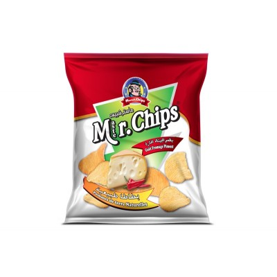 Chips Master chips fromage piment